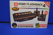 Atari Flashback 4 Classic Game Console Special Edition NEW 76 Built In Games